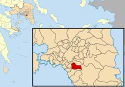 Αποφραξεις Ηλιουπολη - χάρτης