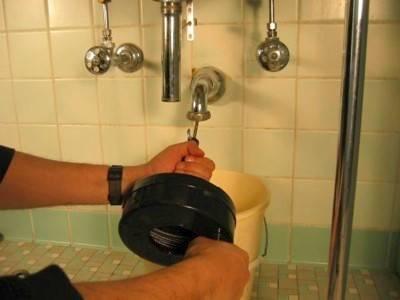 Βουλωμένος νεροχύτης κουζίνας